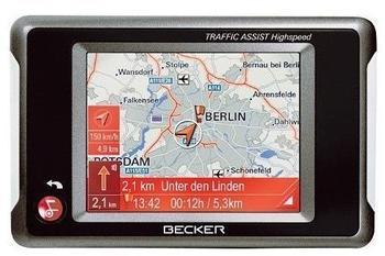 BECKER Traffic Assist Highspeed 7934