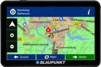 Blaupunkt TravelPilot 54 Truck EU LMU