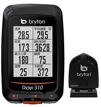 Bryton Rider 310 C