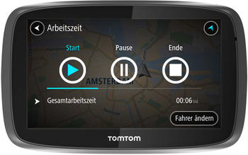 TomTom PRO 7250 & Webfleet