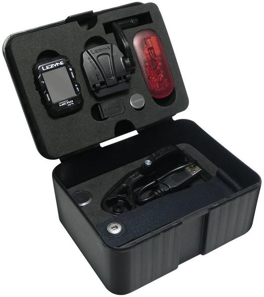 Lezyne Micro GPS (heart rate)