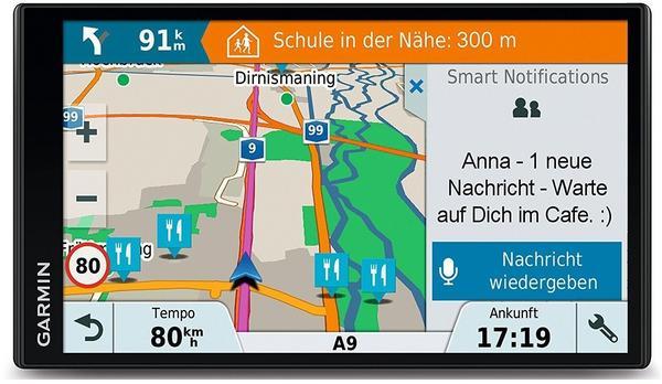Garmin DriveSmart 61 LMT-D EU