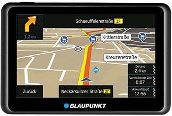 Blaupunkt TravelPilot 55 Active Truck/Camping EU LMU