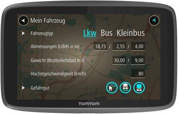 TomTom GO 6200 Professional EU