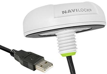 Navilock NL-82022MU USB 2.0 Multi GNSS UDR Empfänger u-blox NEO-M8U 4,5 m coming