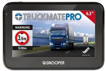 SNOOPER Truckmate PRO S2700 LKW- Navigationssystem