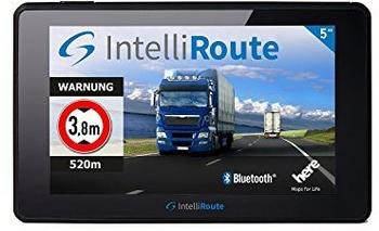 Car Guard Systems IntelliRoute Tr6000Dvr Lkw- Navigationssystem