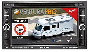 SNOOPER Ventura PRO AVNS9020 Reisemobil- Navigationssystem