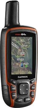 Garmin GPSMAP 64s + Topo Deutschland V8 Pro microSD
