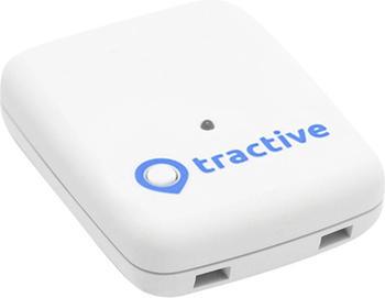 Tractive GPS Tracker für Tiere weiß