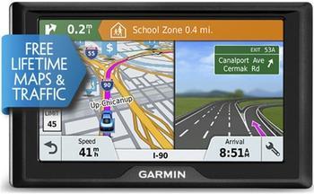 LG Garmin Lmt-S 6 010-01679 61 TFT, Micro SD USB 2G Schwarz