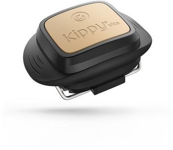 Vodafone Kippy V-Pet GPS Tracker Haustiertracker Schwarz-Beige