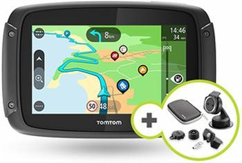 TomTom Rider 550 Premium inkl. Autohalterung
