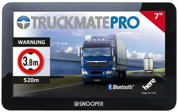 SNOOPER Truckmate PRO S8110 LKW- Navigationssystem