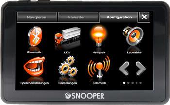 SNOOPER Truckmate PRO SC5900DVR LKW- Navigationssystem