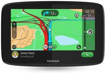 TomTom GO Essential GPS-Navigationsgerät Kfz (5 Zoll), Breitbild (1PN5.002.10)