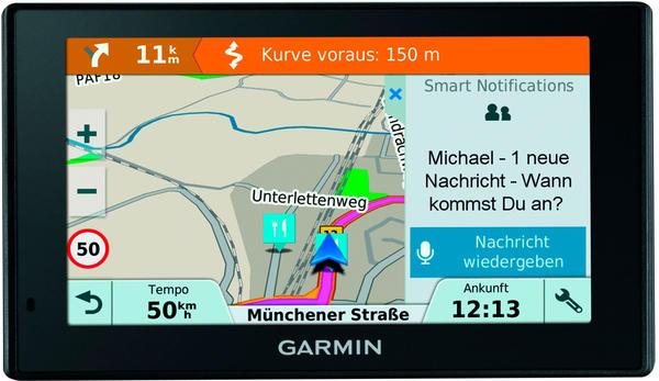 Garmin DriveSmart™ 5 MT-D ARD Navi 12.7cm 5 Zoll Europa