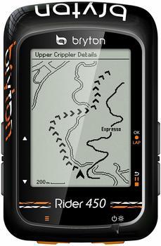 Bryton Rider 450 GPS-Radsportcomputer
