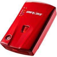 Qstarz BL-1000GT Standard GPS Logger Rot