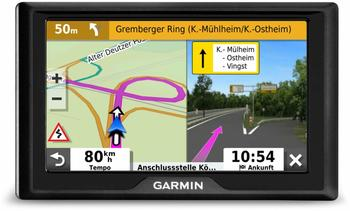 Garmin Drive 52 & Live Traffic Navigationssystem