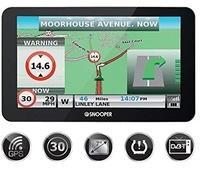 SNOOPER S8110 Navigationssystem für Bus und Bus mit integriertem Fernseher
