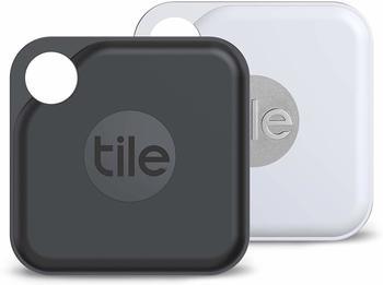 Tile Pro (2020) (2-pack) schwarz