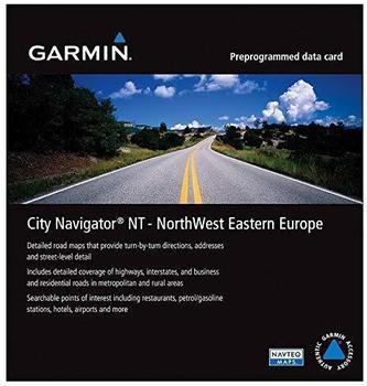 Garmin City Navigator NT Osteuropa microSD/SD