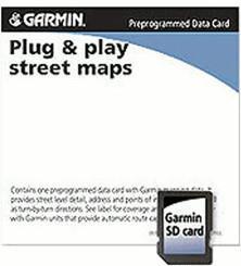 Garmin City Navigator NT Großbritannien/Irland microSD/SD