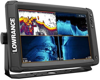 Lowrance Elite-12 Ti² Row Active-Imaging 3-in-1