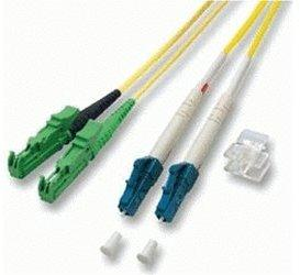 EFB Elektronik LWL Kabel Duplex E2000/LC 9/125 2m