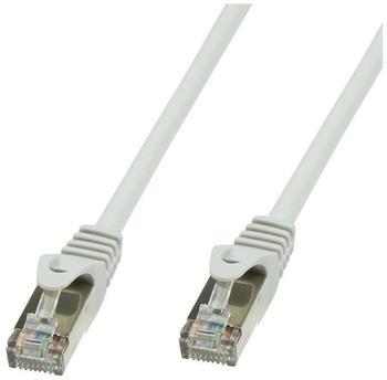 LogiLink Patchkabel CAT5e SF/UTP - 1,0m