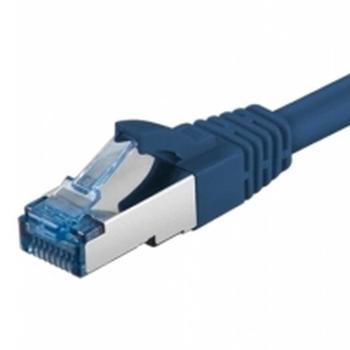 Digitus Patchkabel Cat.6a S/FTP LSOH - 1m blau