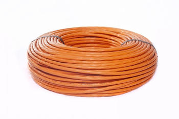 BIGtec Verlegekabel CAT 7 200m orange (BIG691)