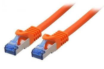 BIGtec Patchkabel CAT 7 50m orange (BIG599)