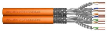Digitus Verlegekabel CAT 7 S/FTP PiMF 500m orange (DK-1743-VH-D-5)