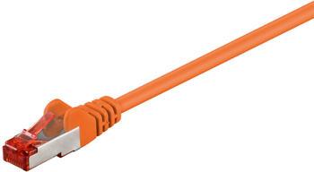 Goobay CAT 6 S/FTP 7,5m orange