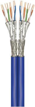 Goobay Verlegekabel CAT 7A S/FTP 500m blau