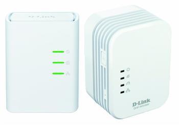 D-link DHP-W311AV/E Mini Powerline AV 500 Wireless N Starter Kit