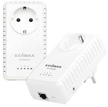 Edimax HP-6002ACK Powerline Starter Kit