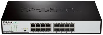 D-Link 16-Port Gigabit Switch (DGS-1016D)