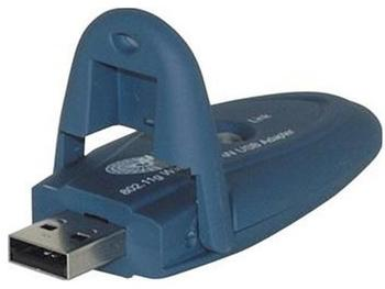 Allnet 54Mbit Wireless LAN USB-Stick (ALL0263RP)
