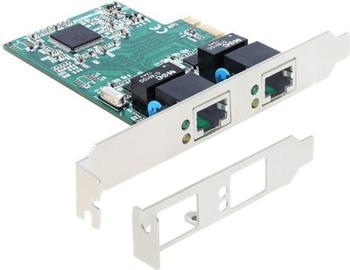 delock-pci-express-karte-2-x-gigabit-lan
