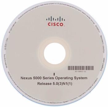 Cisco Systems NX-OS (V. 5.0(2)N1(1) )