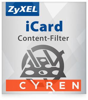 Zyxel USG40/40W Content Filtering 1 Jahr