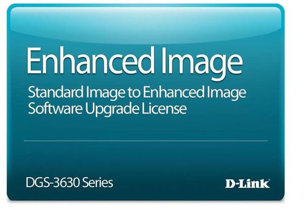 D-Link Upgradelizenz für DGS-3630-28TC