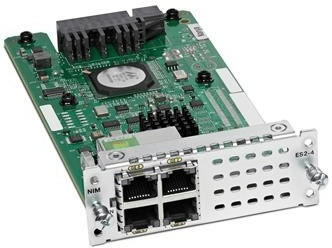 Cisco Systems Network Interface Module (NIM-ES2-4=)