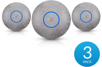 Ubiquiti UniFi nanoHD Cover Concrete 3-Pack