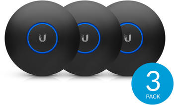 Ubiquiti UniFi nanoHD Cover schwarz 3-Pack