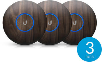 Ubiquiti UniFi nanoHD Cover Wood 3-Pack