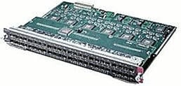 Cisco Systems 1000BASE-X Gigabit Ethernet Switching Module (WS-X4448-GB-SFP=)